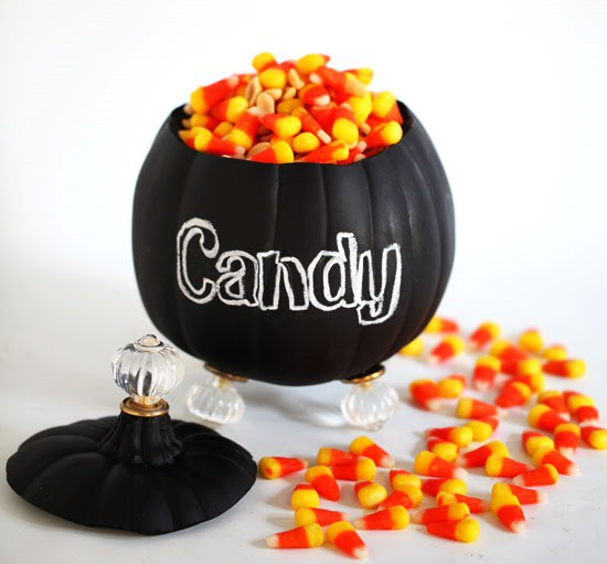 Candy-calabaza