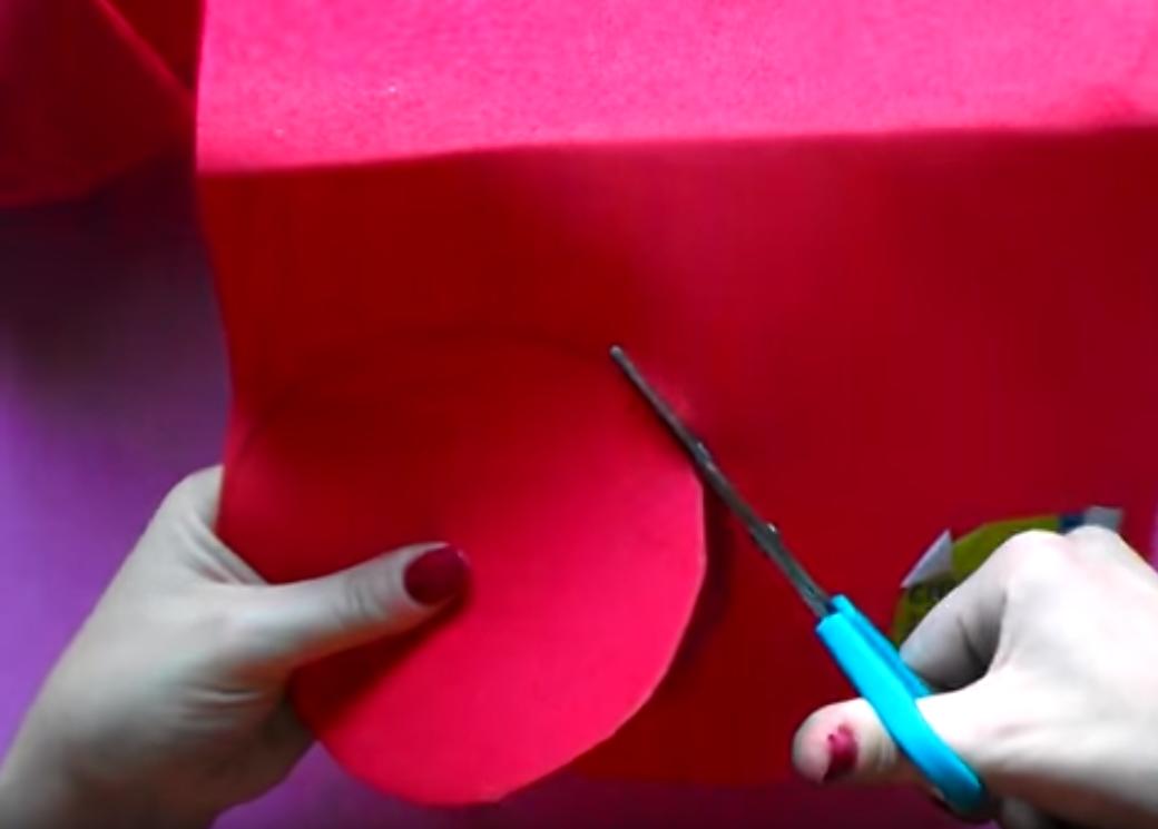 Tutorial para crear tus propias flores de goma Eva