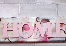 5 ideas para decorar con letras