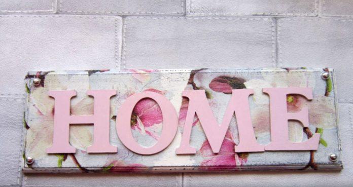 5 ideas para decorar con letras